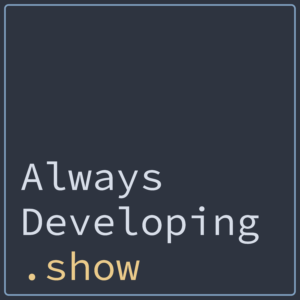 Always Developing logo